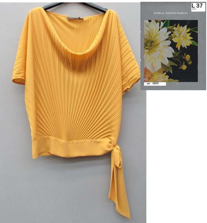 Tunica kimono soleil raggera