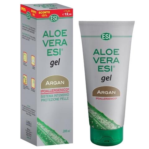 Aloe Vera Gel con Argan 200 ml