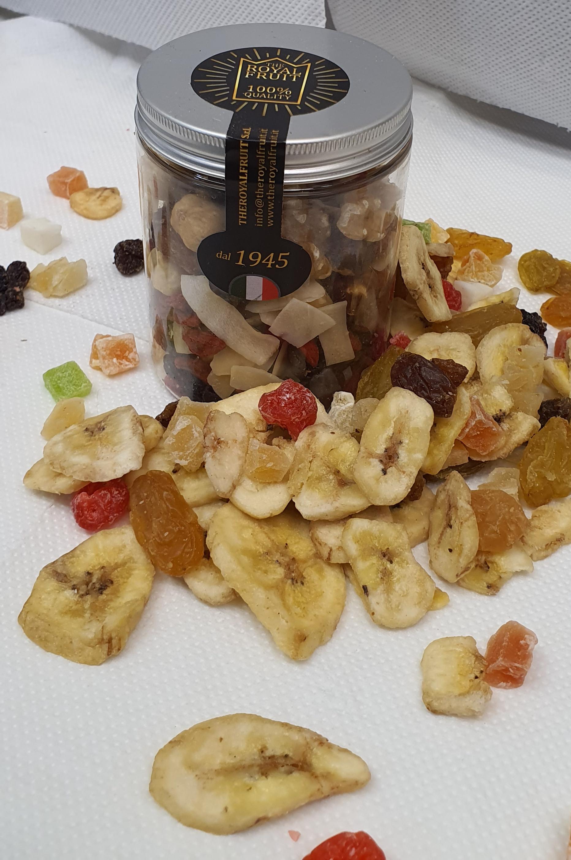 Frutta disidratata mix energia conf 500 gr