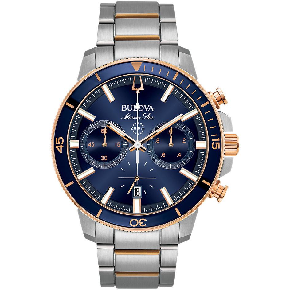 Bulova Marine Star Cronografo 98B301