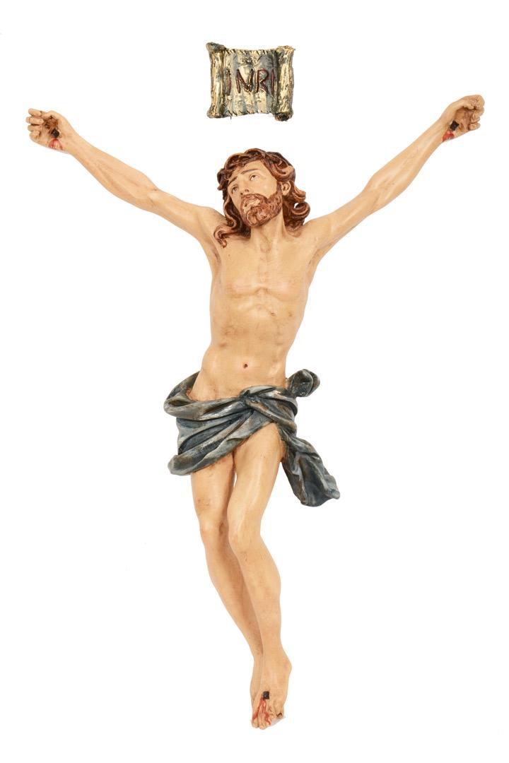 Statua corpo Cristo h 50 PASQ1015-C