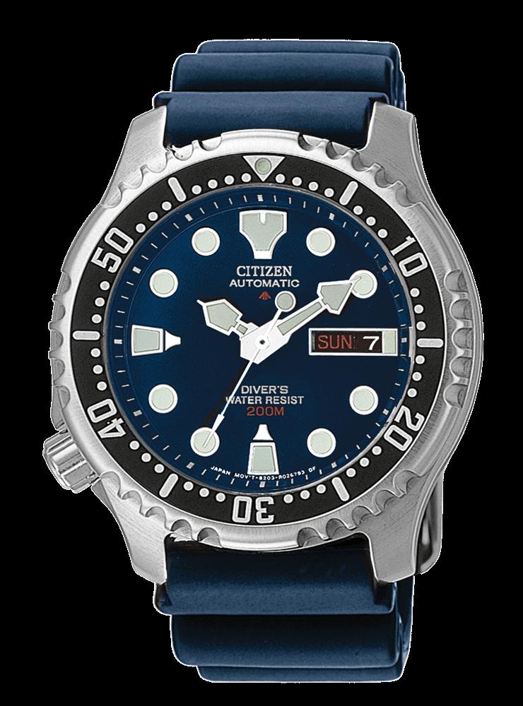 Citizen Promaster Diver's Automatico  NY0040-17L