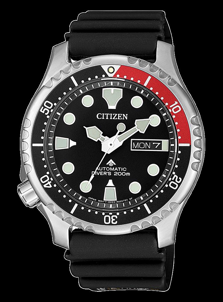 Citizen Promaster Diver's Automatico  NY0085-19E