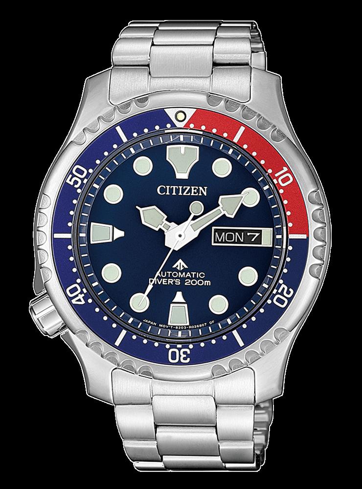 Citizen Promaster Ghiera Pepsi NY0086-83L