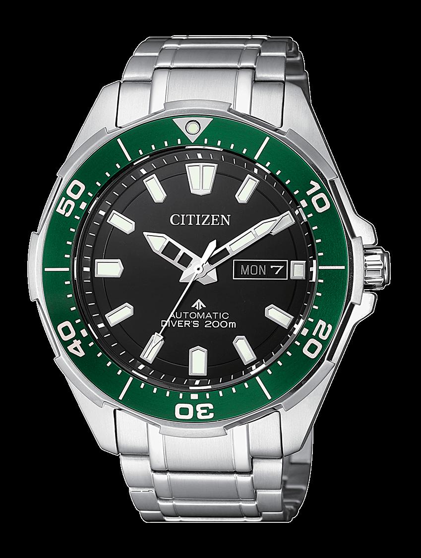 Citizen Promaster Super titanium Ghiera Verde NY0071-81E