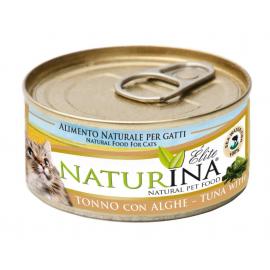NATURINA ELITÉ GATTO TONNO CON ALGHE  70 GR