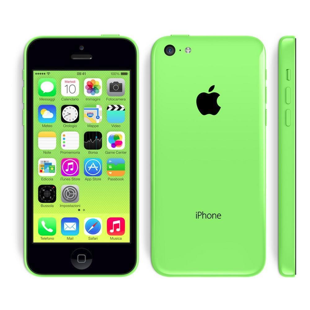 Apple iPhone 5c - RICONDIZIONATO