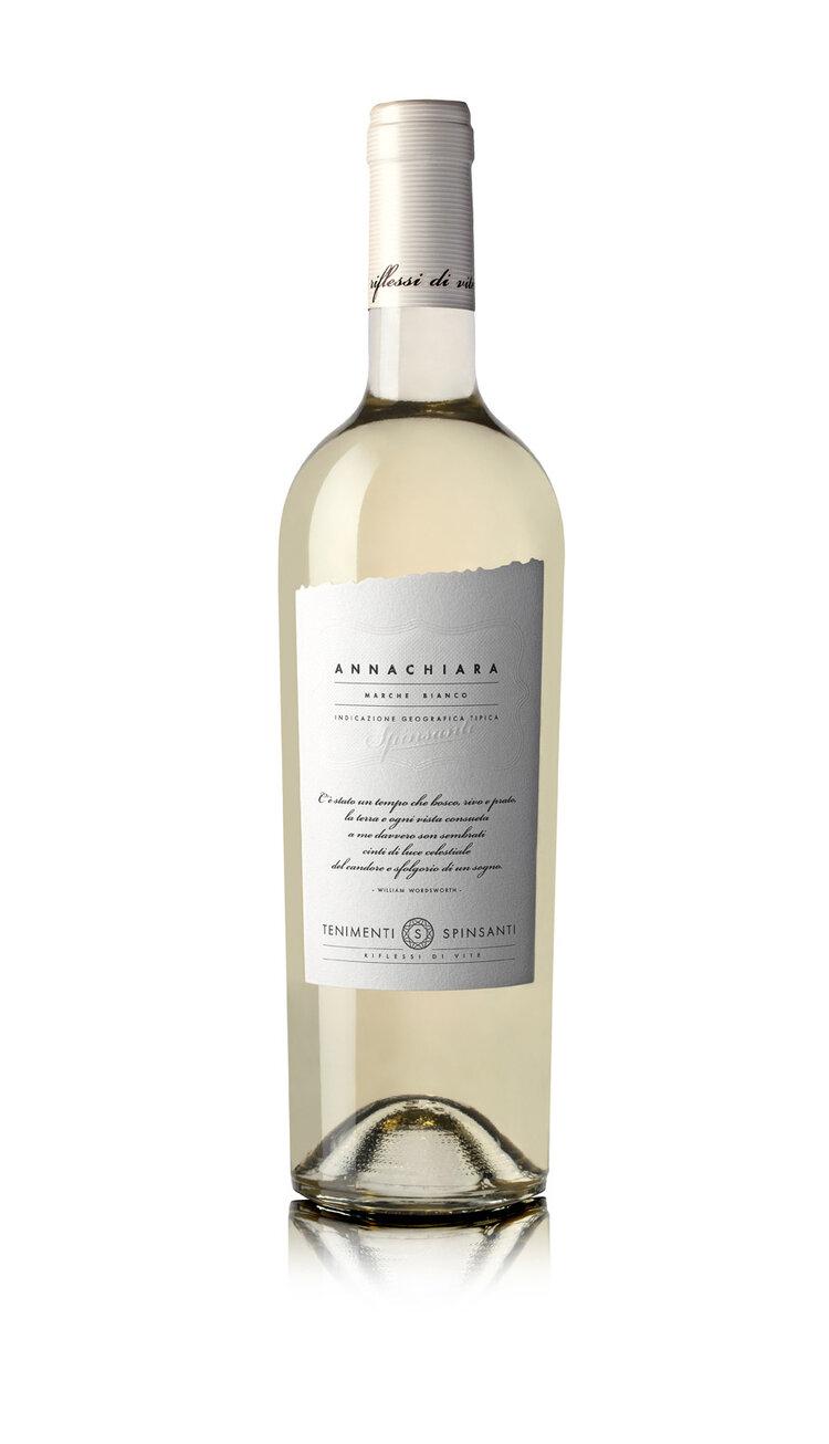 Annachiara Chardonnay Sauvignon Tenimenti Spinsanti
