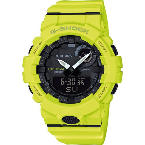 Casio G-Shock G-Squad Contapassi GBA-800-9AER