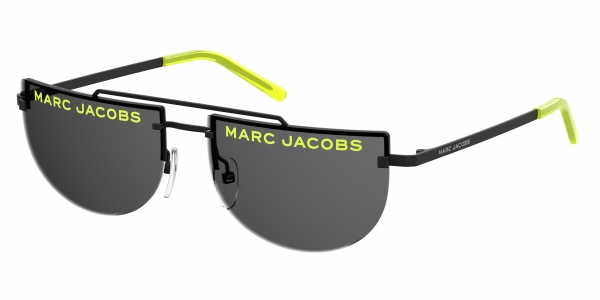 Marc Jacobs - Occhiale da Sole Donna, MARC 404/S, ALZ/IR Black YellowFluo   YGY3RR0A  C56