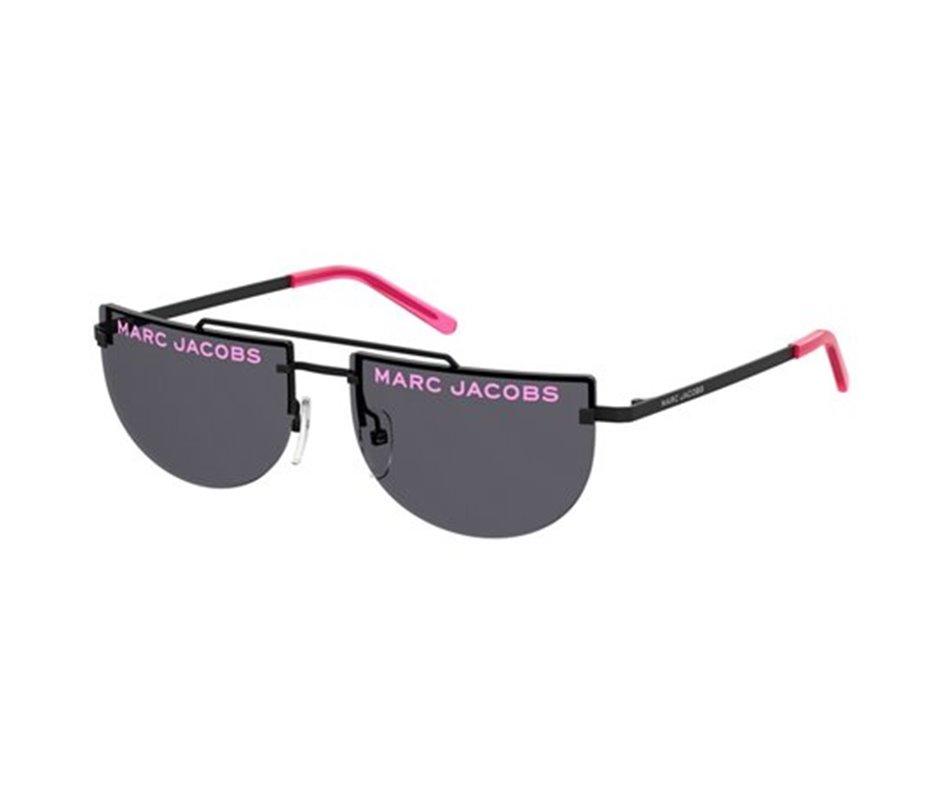 Marc Jacobs - Occhiale da Sole Donna, MARC 404/S, SQP/IR Black PinkFluo   YH23RR0A  C56