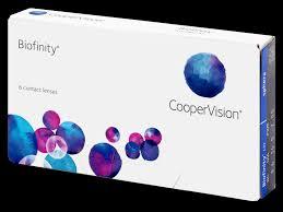 Biofinity Toric (per astigmatismi)