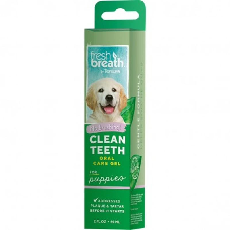 Tropiclean clean teeth gel Puppy Clean Teeth Gel