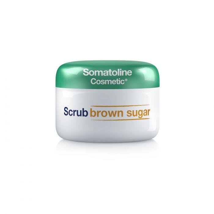 Somatoline Scrub brown sugar