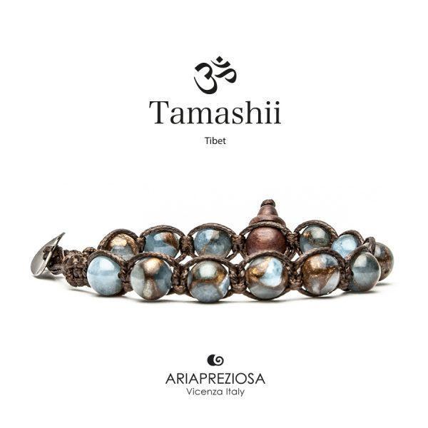 Bracciale Tamashii Quarzo Mosaico Azzurro