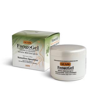 FANGOGEL ANTICELLULITE SENZA RISCIACQUO 400 ml