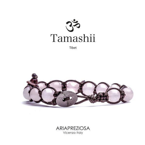 Bracciale Tamashii Quarzo Rosa