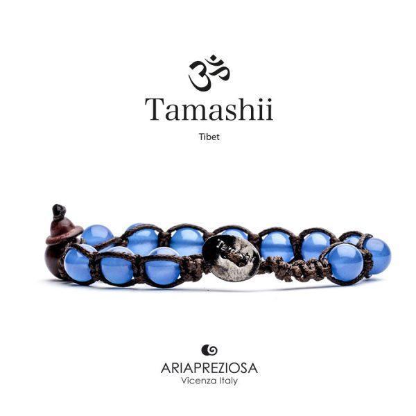 Bracciale Tamashii Agata Blu