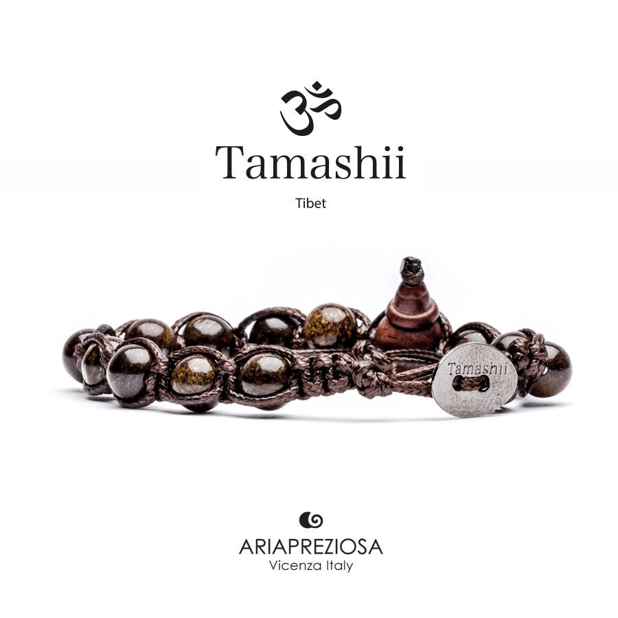 Bracciale Tamashii Agata Bronzo