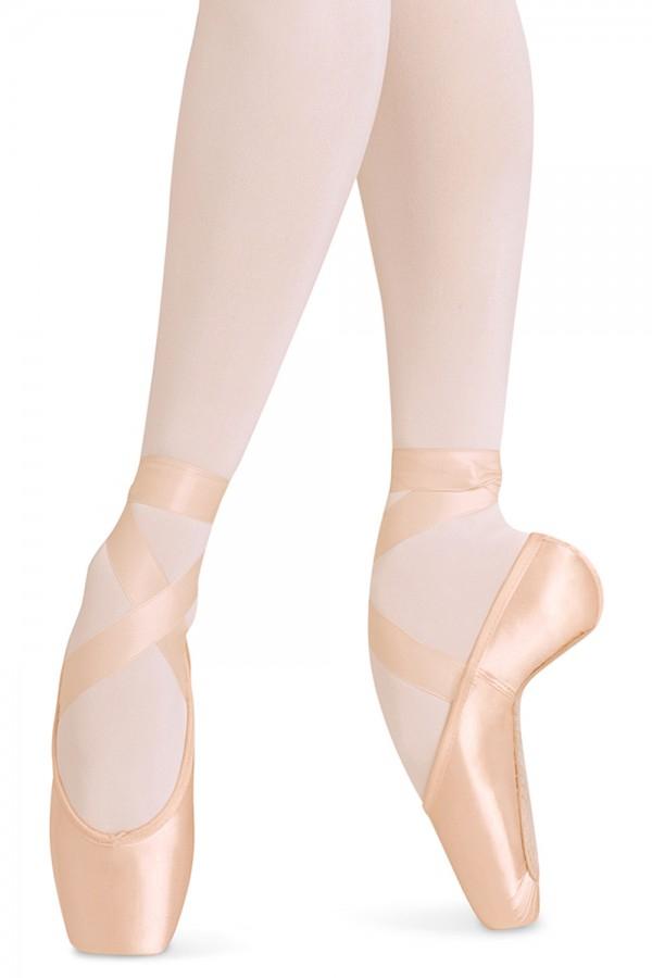 Le scarpe da punta Bloch Balance European Strong  , suoletta rinforzata