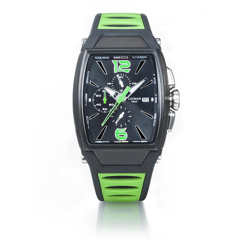 Locman Tremila Cronografo Verde