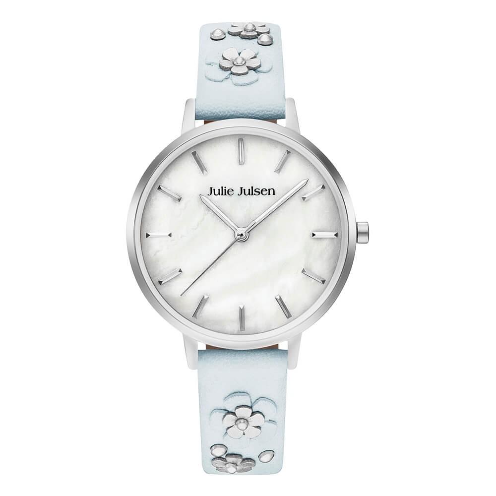 Julie Julsen Pearl Silver Blossom