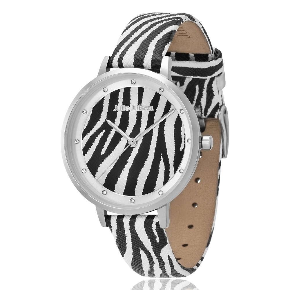 Julie Julsen Orologio Safari Zebra