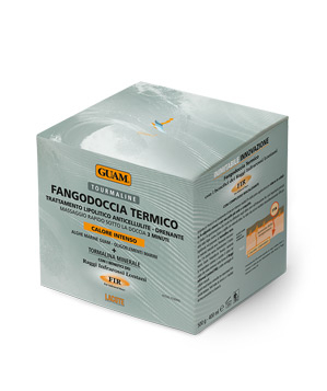 FANGODOCCIA TOURMALINE  TERMICO 500 g
