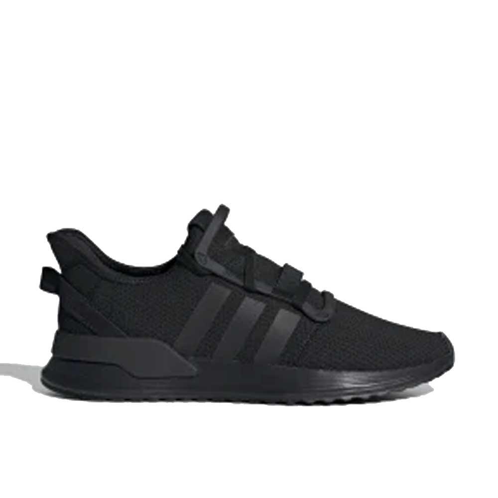 Adidas U_Path Run Black da Uomo