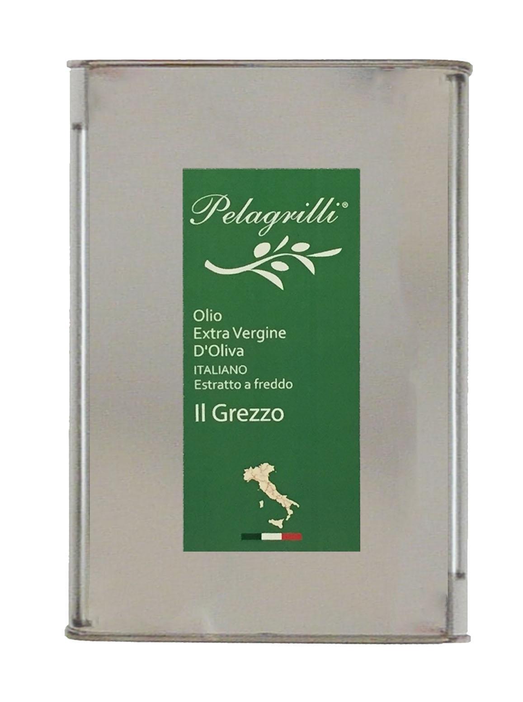 100% ITALIAN LT 3 Natives Olivenöl extra - kalt extrahiert - Ernte 2019-2020 - RAW