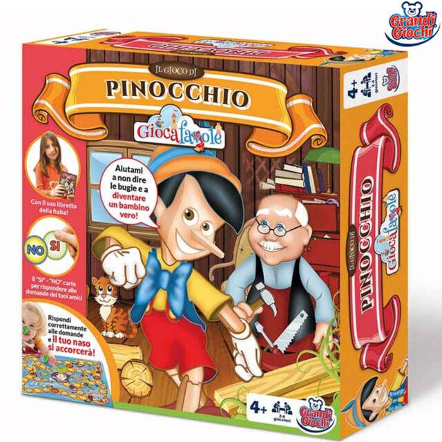GIOCO IN SCATOLA PINOCCHIO