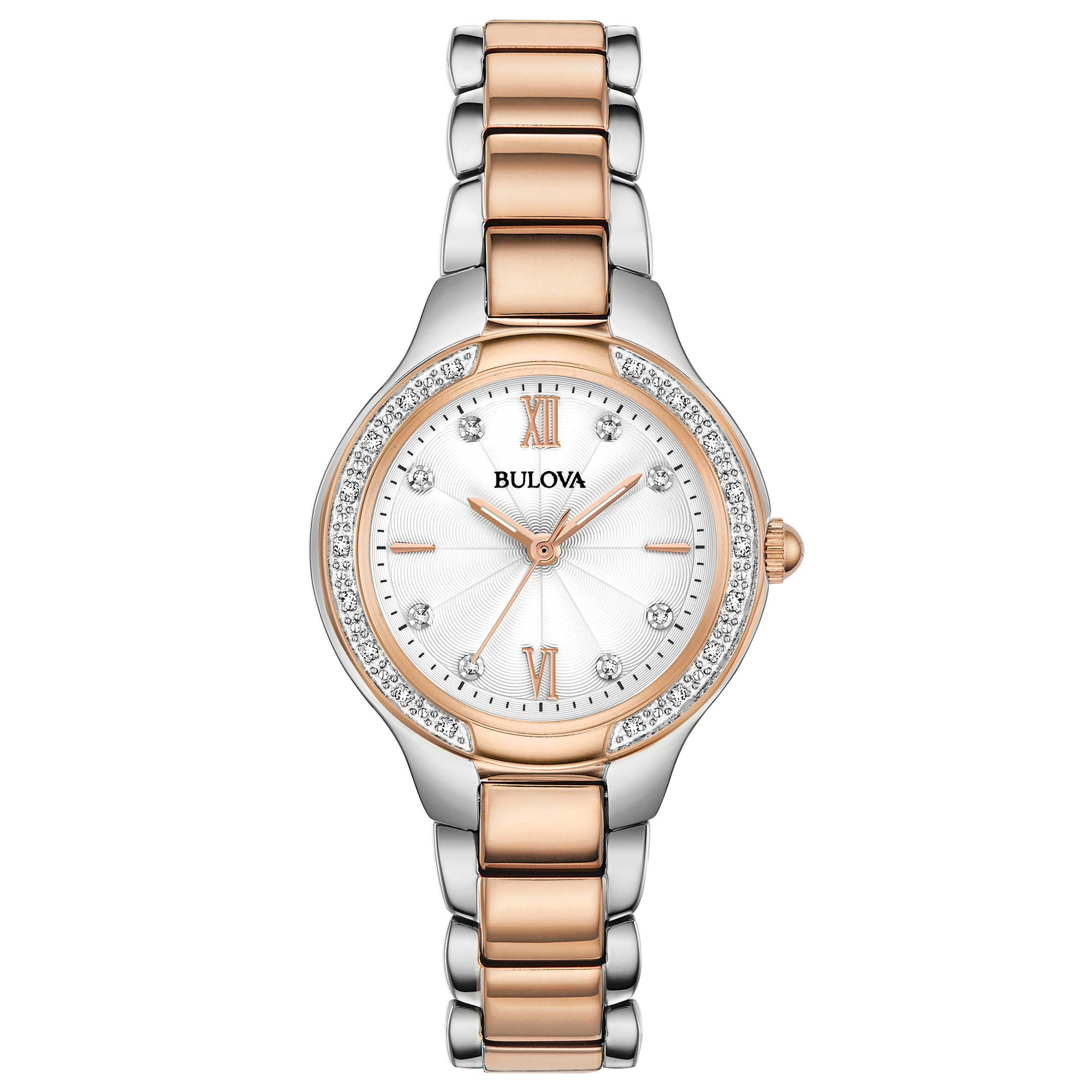 Bulova Classic Diamonds 98R272