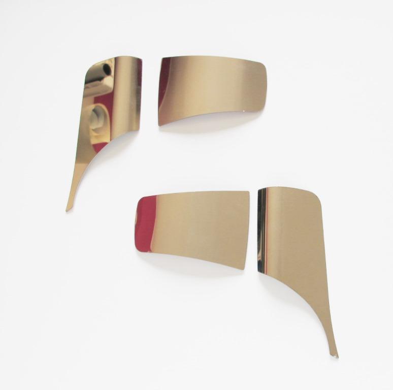 SCANIA Profili laterali cerniera vetro