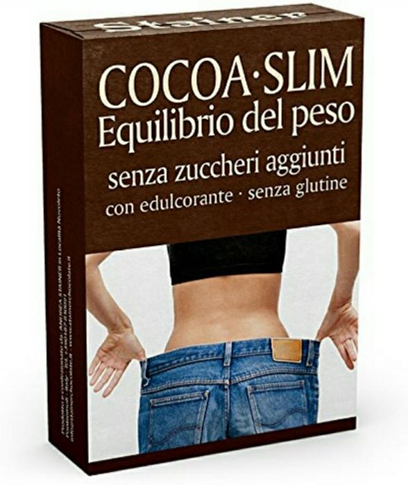 COCOA SLIM - EQUILIBRIO DEL PESO