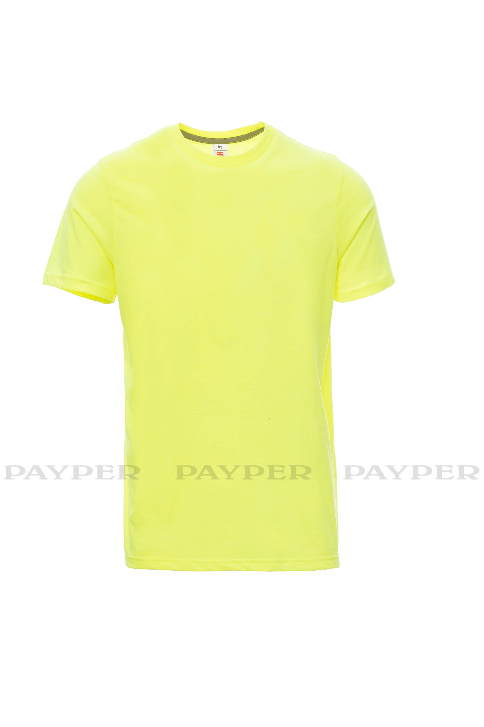 T-SHIRT M/CORTA ART.SUNSET FLUO/MIMETICO