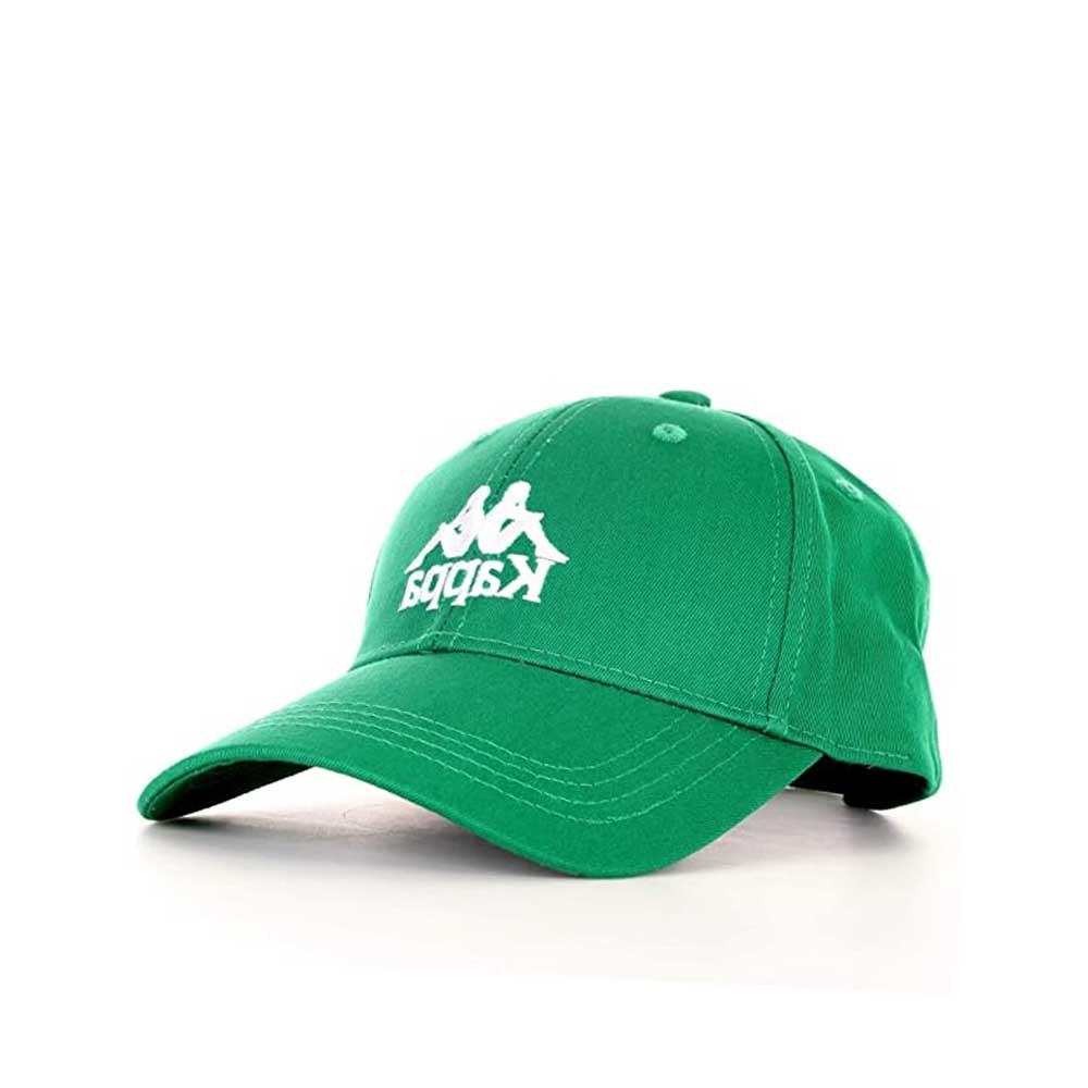 Cappello Kappa Authentic Green Unisex