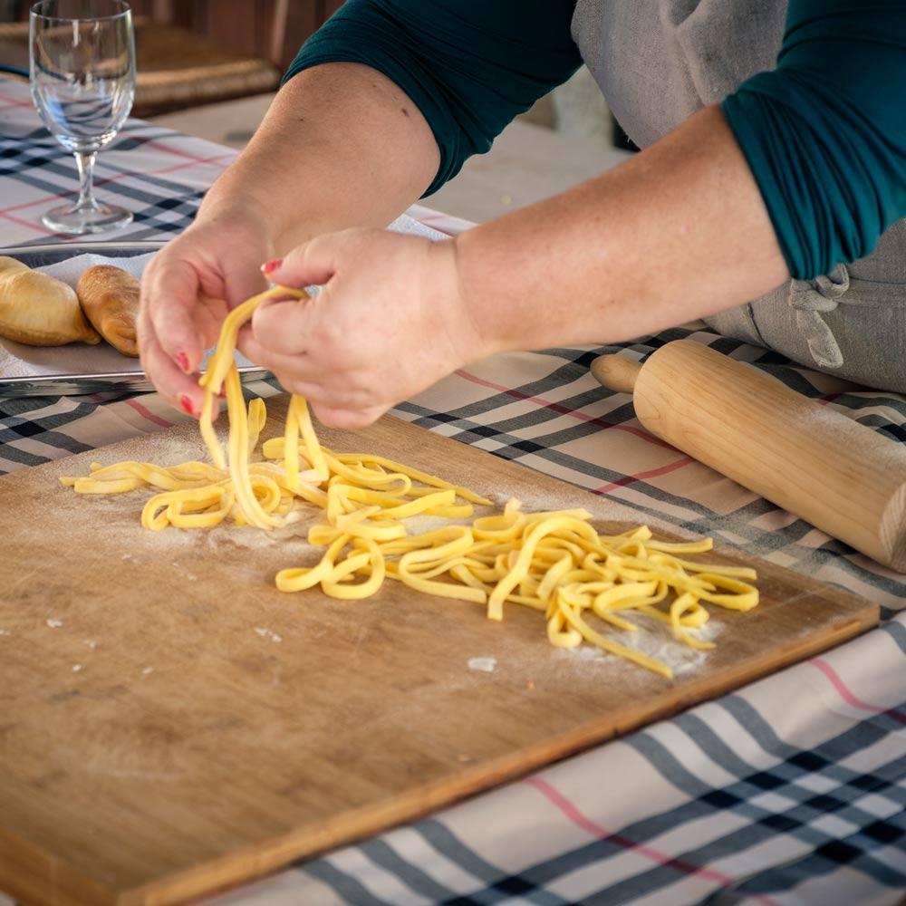 Le Mani in Pasta