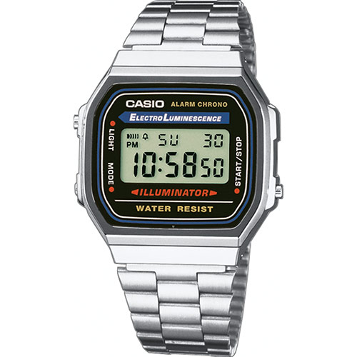 Casio Retro Collection Classic A168WA-1YES