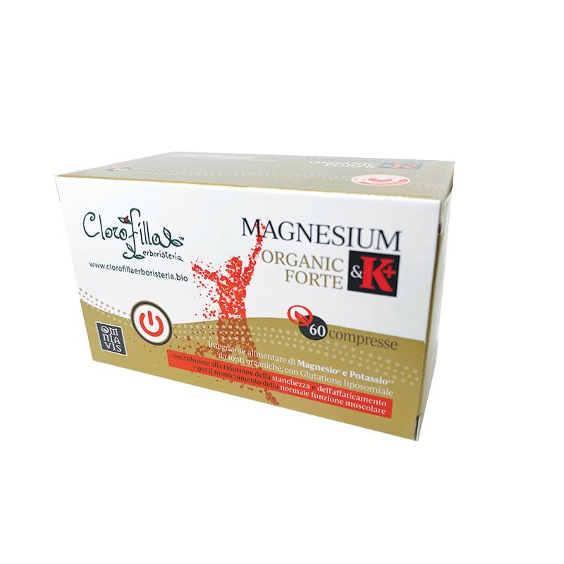 Magnesio e Potassio in Compresse