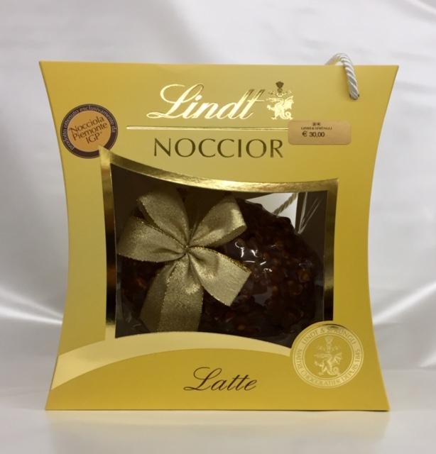 Noccior Latte g. 390 - Uovo di Pasqua - Lindt & Sprungli