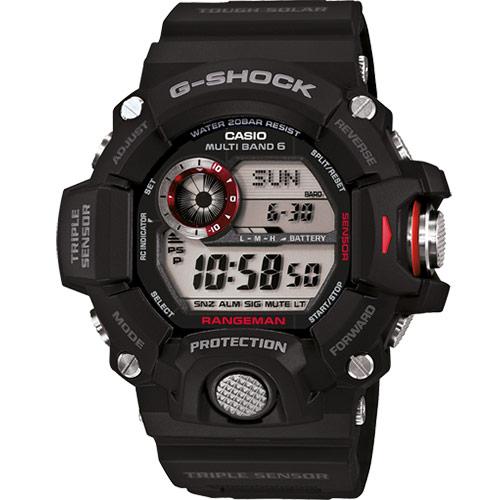 Casio G Shock Rangeman GW-9400-1ER