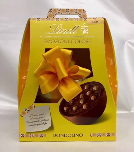 Dondolino g.700 - Uovo di Pasqua - Lindt & Sprungli