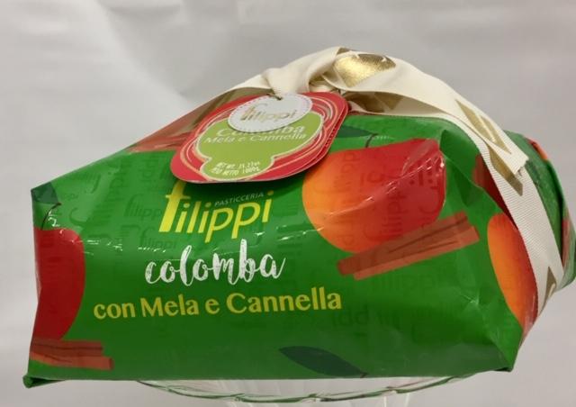 Colomba Mela e Cannella - Pasticceria Filippi - Zanè (VI)