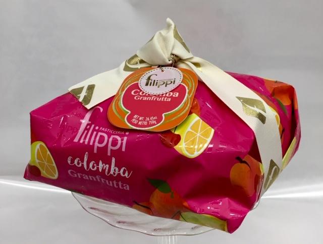 Colomba Granfrutta 1 Kg. - Pasticceria Filippi - Zanè (VI)