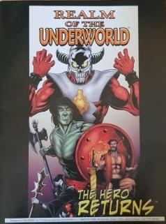 Realm of the Underworld: Minicomic - THE HERO RETURNS (Zoloworld)