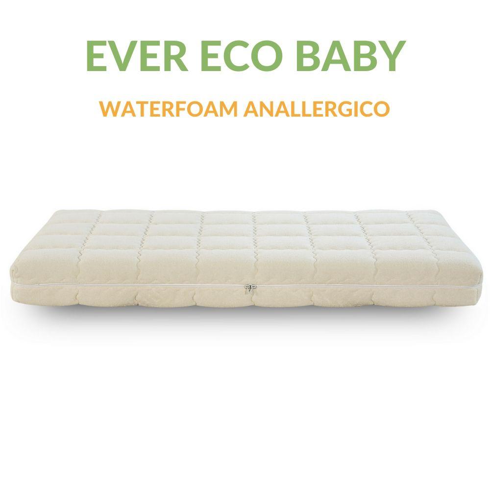 Materassi Ecologici.Materasso Ecologico Bimbo 60x120 Cm Ever Eco Baby