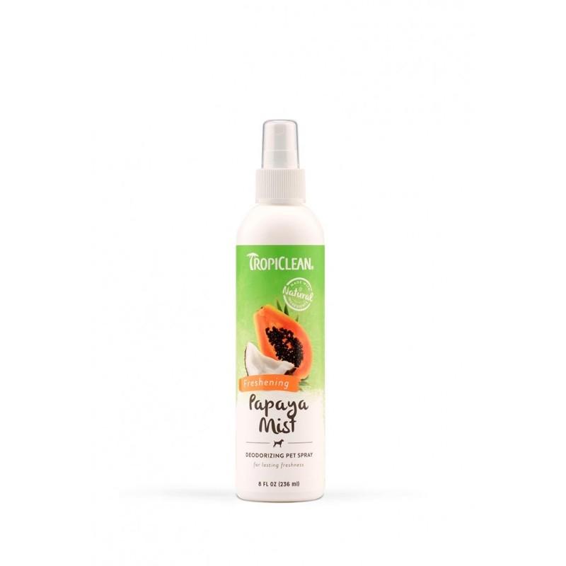 Papaya Mist Deodorizing Pet Spray 236 ml