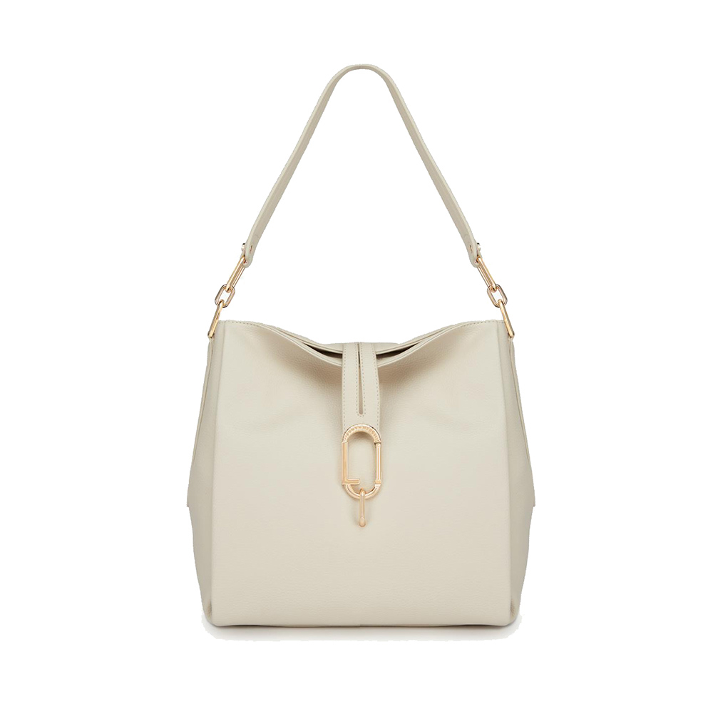 Borsa HOBO colore coffee milk - LIU JO