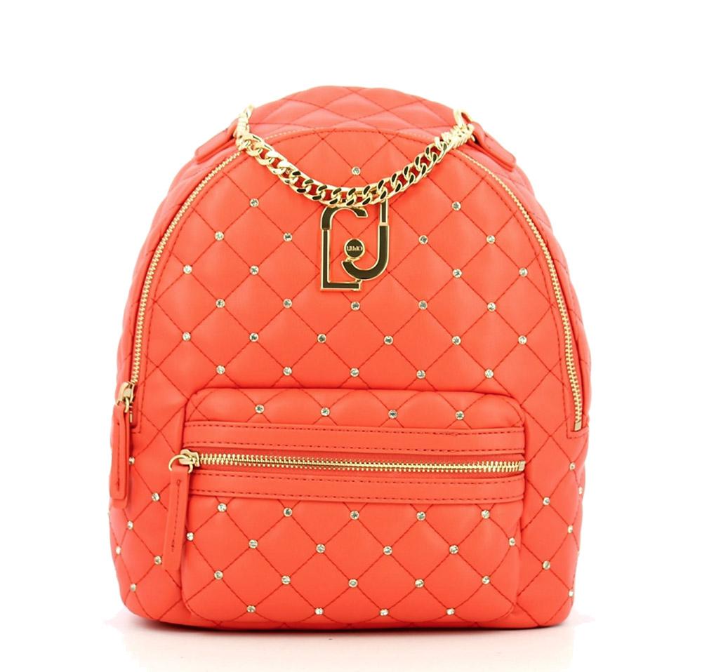 Zaino M Backpack poppy -  LIU JO