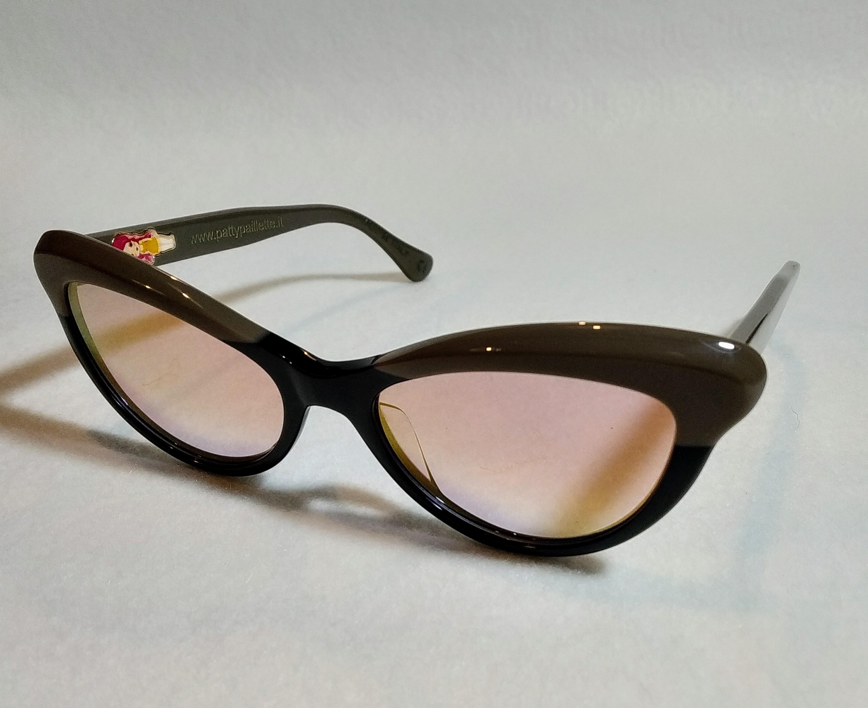 Occhiale sole Petite Asia di Patty paillette